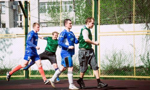 Футбольный кубок ВЭПИ-2014