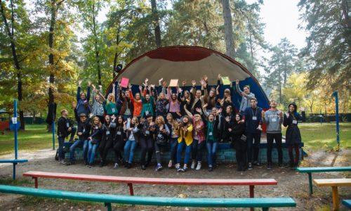 Посвящение в студенты 2016