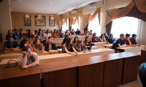 Публичная лекция «Преступность России за тысячу лет»