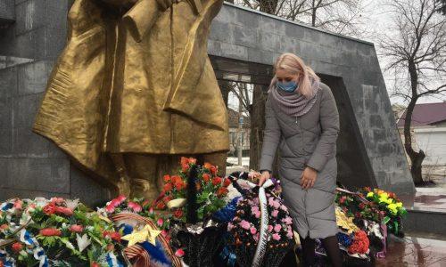 78-я годовщина освобождения г. Воронежа от немецко-фашистских захватчиков